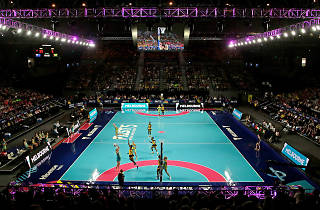 2016 Fast 5 Netball World Series