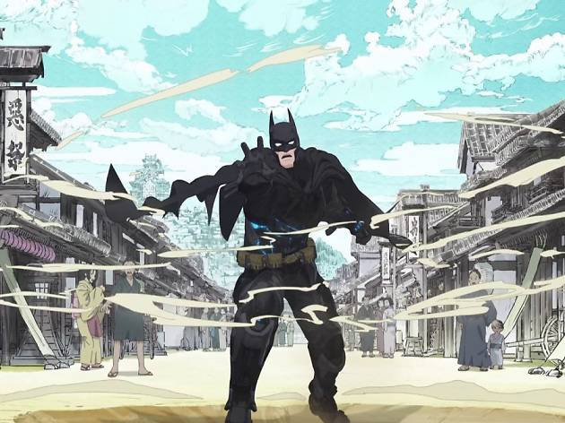 10 things you need to know about batman ninja