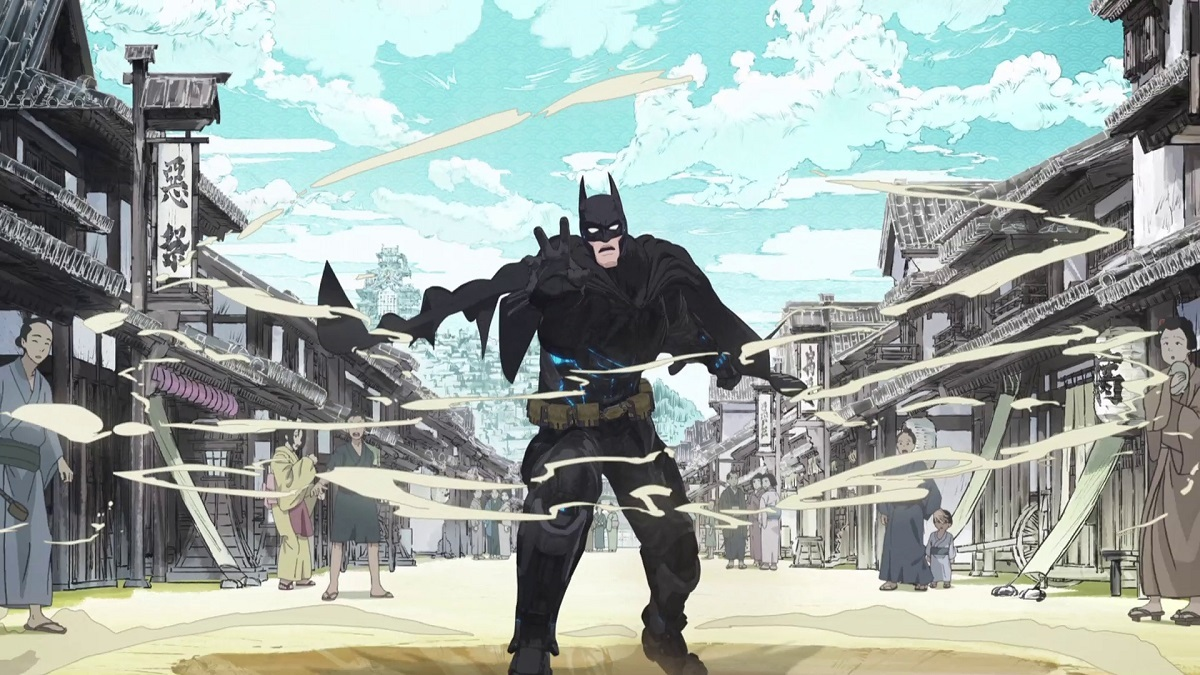 10 things you need to know about 'Batman Ninja'
