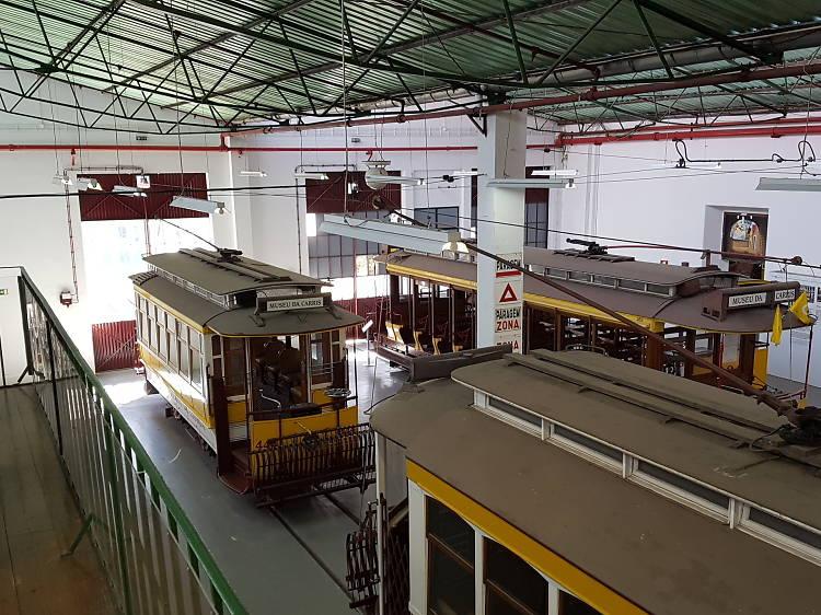 Oficinas de construção de transportes
