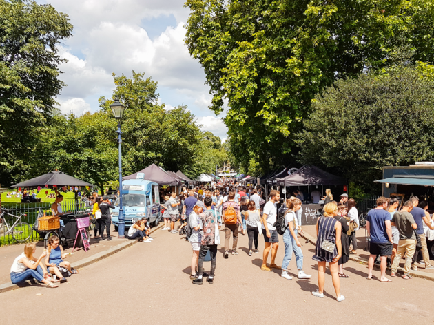 17 markets in London for lazy Sundays