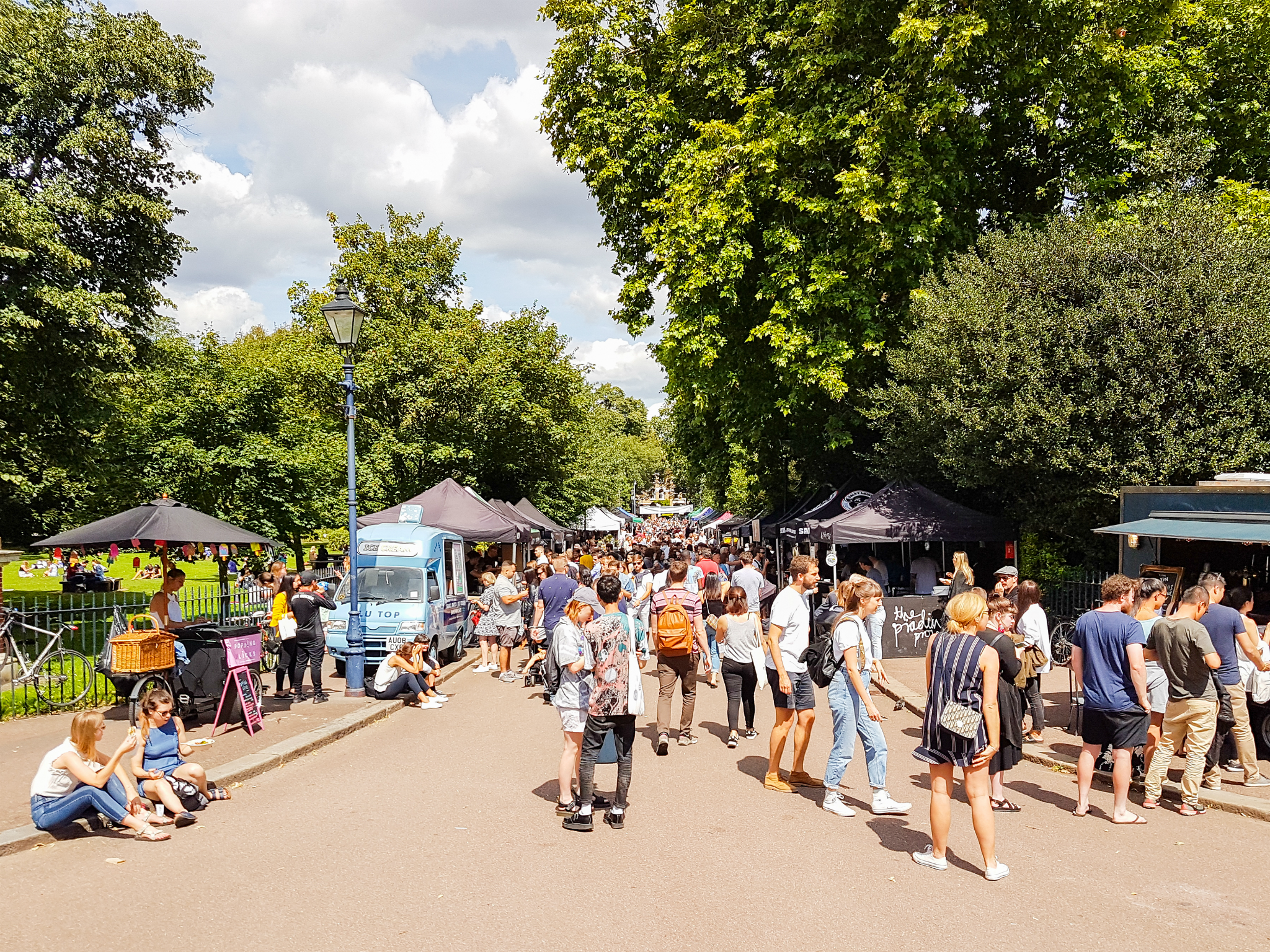 16 of London's Best Sunday Markets | Sunday Markets to Get Out of Bed For