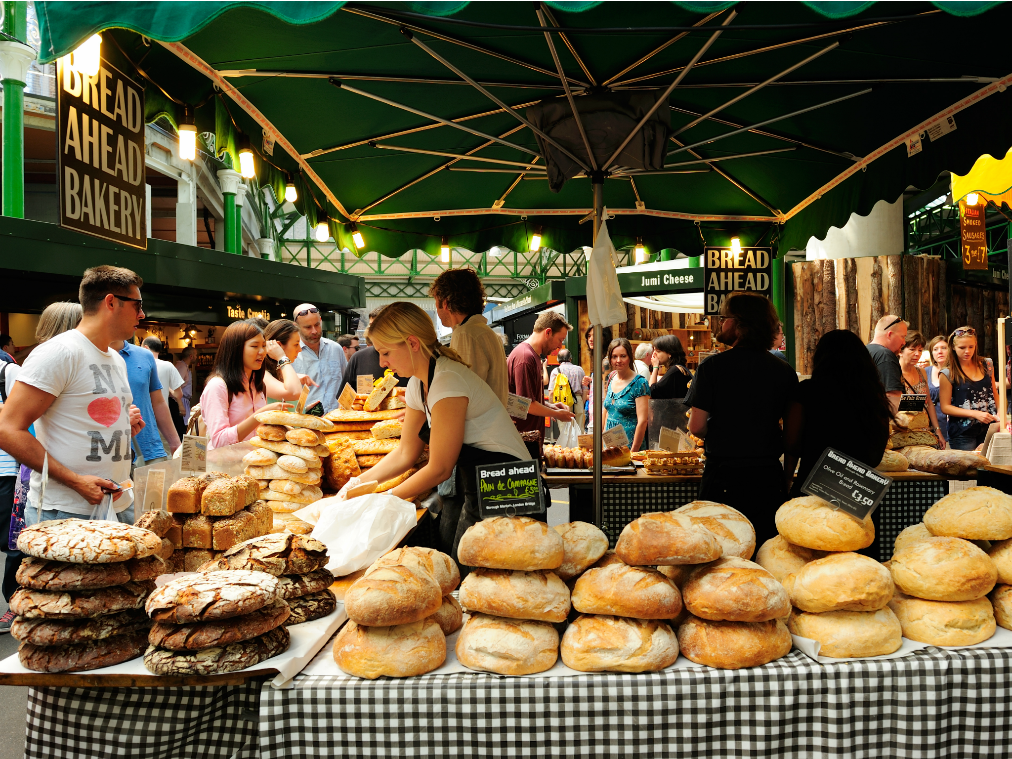borough market food