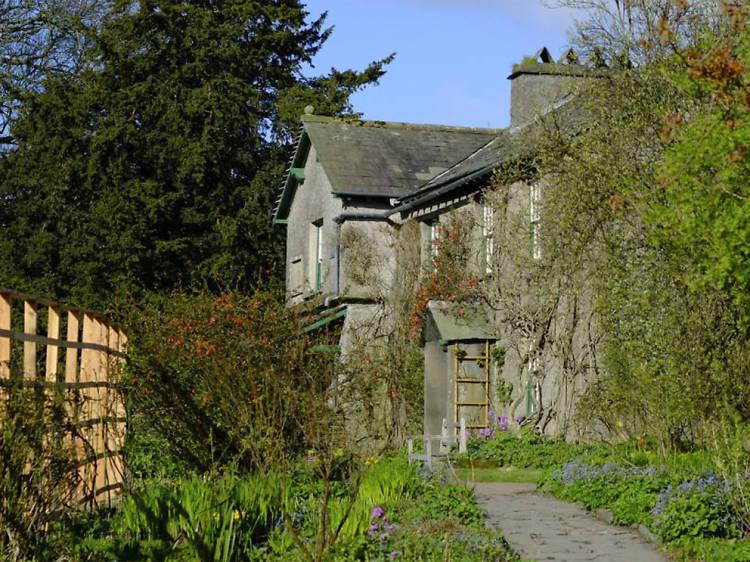 Follow the Beatrix Potter trail at Hill Top