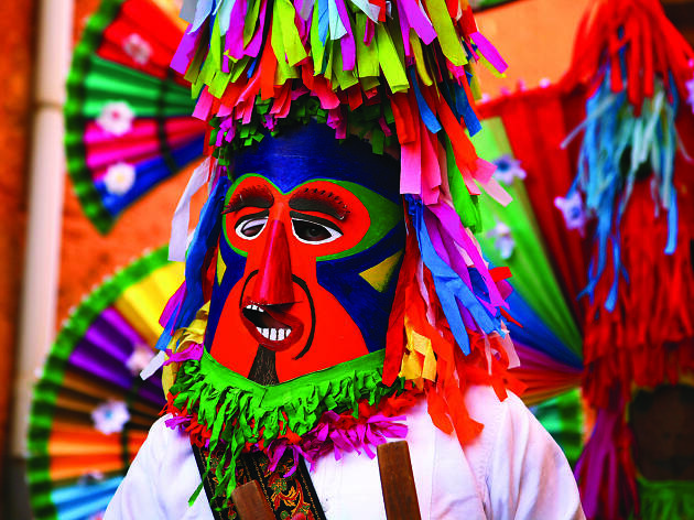 festival da mascara iberica