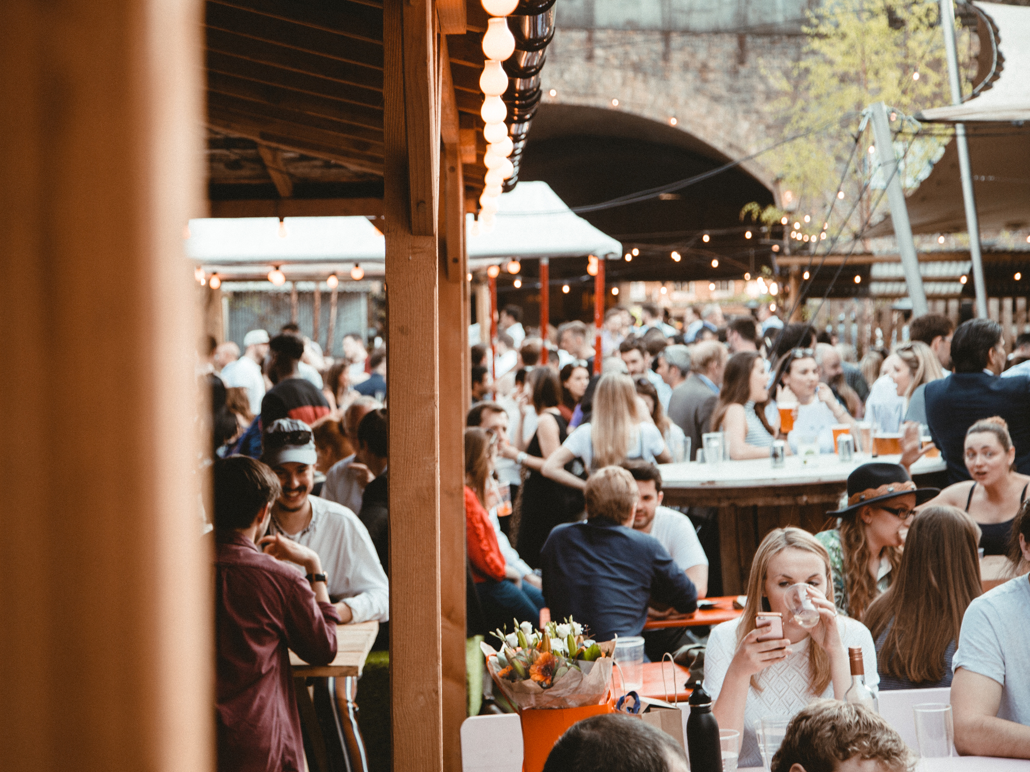 London's best outdoor drinking terraces
