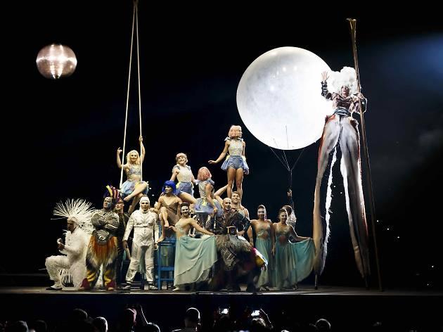 El Cirque du Soleil gratis en Andorra