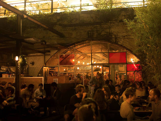 bar story, best outdoor drinking terraces in london