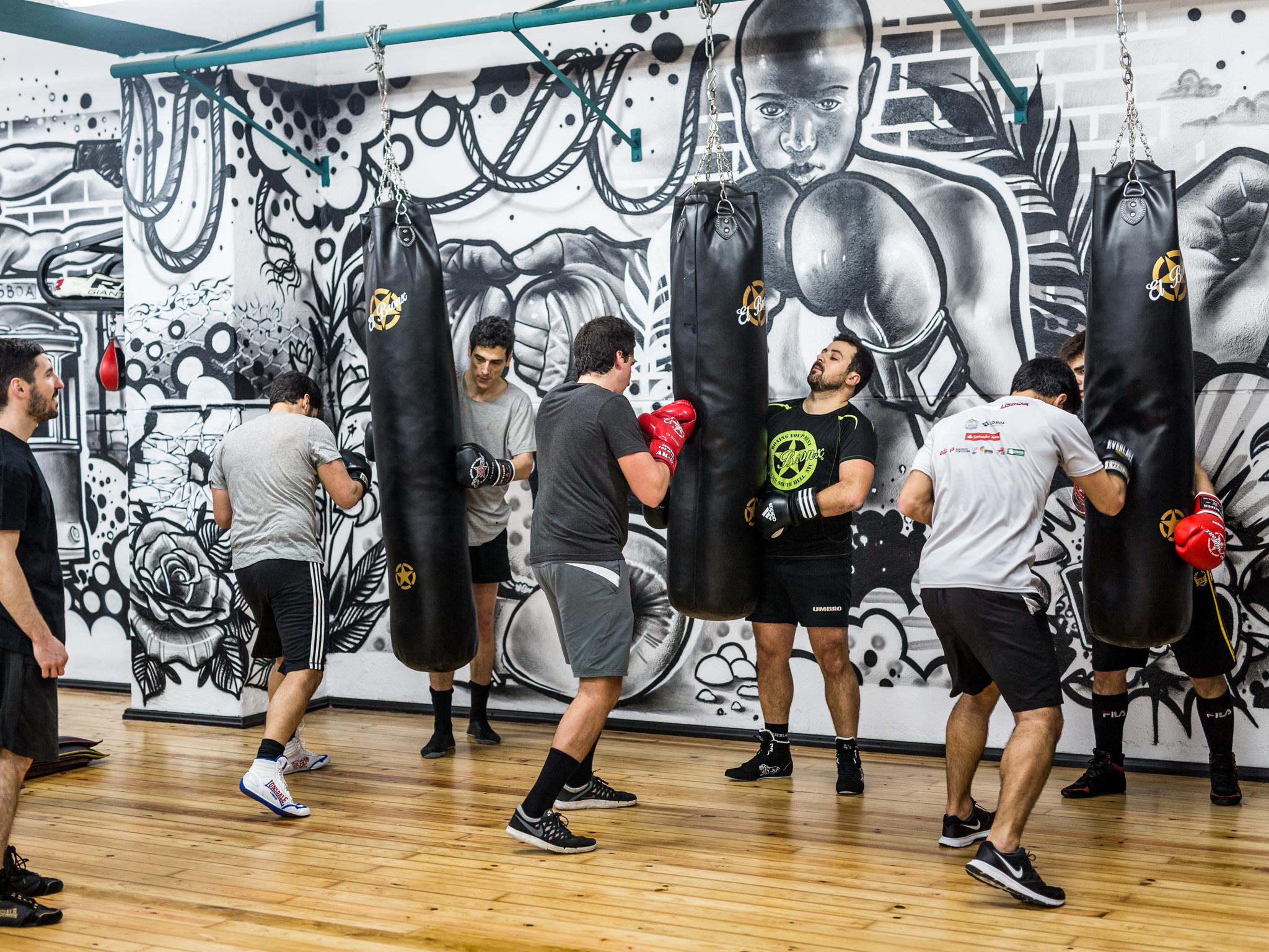 Aulas de boxe em Lisboa: vamos andar à pêra?