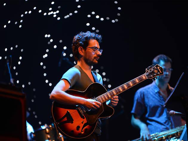 Musica, Guitarrista, Bruno Pernadas