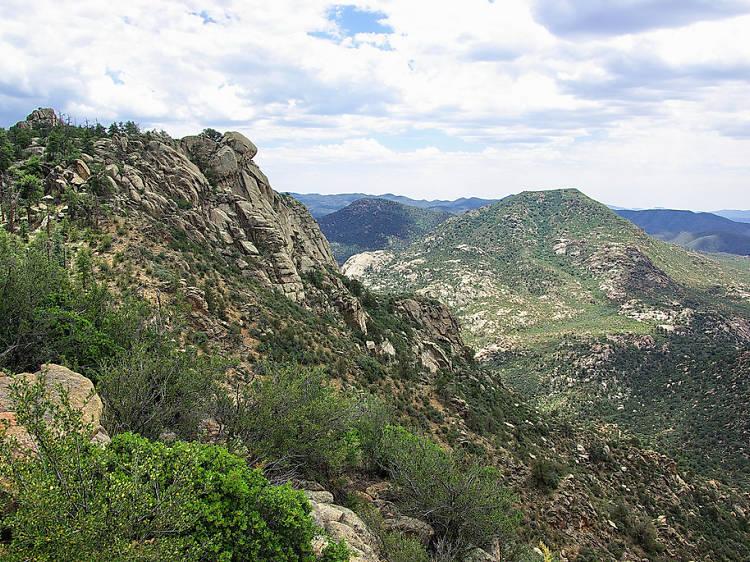 Granite Mountain Loop Trail