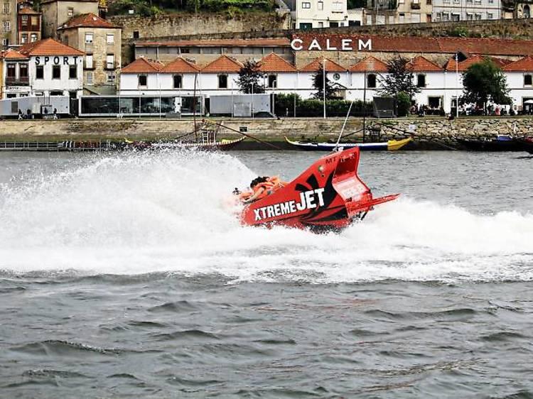 Passeie de barco no Douro