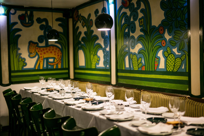 comida de santo, restaurante brasileiro