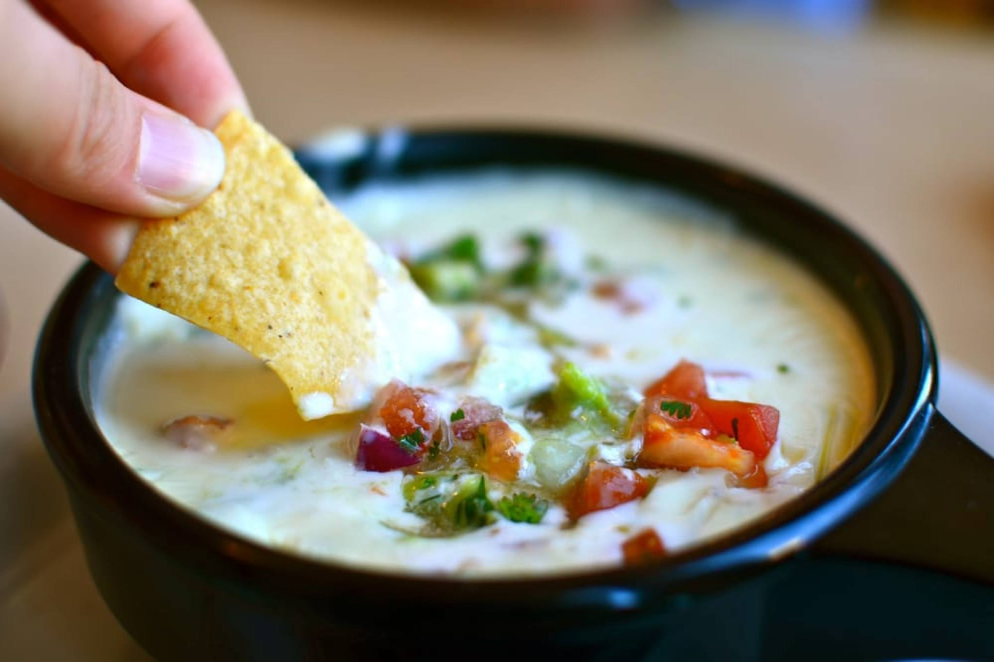 Kerbey Lane Cafe queso