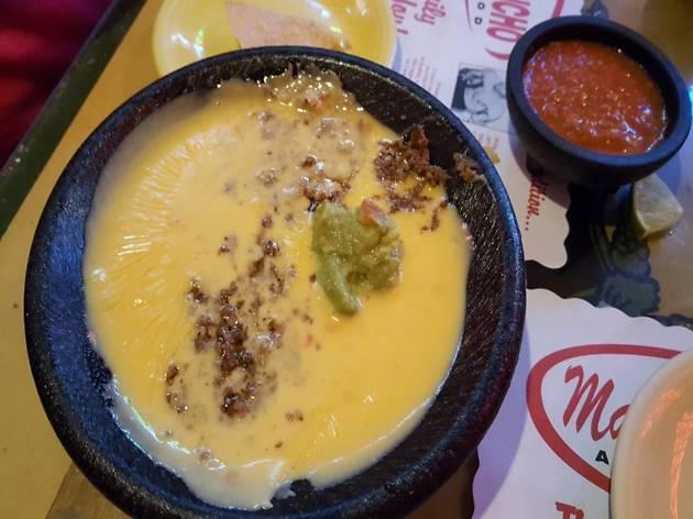 Matt's El Rancho queso