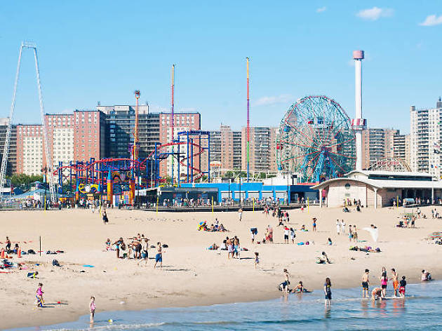 The Coney Island boardwalk just became an official scenic landmark
