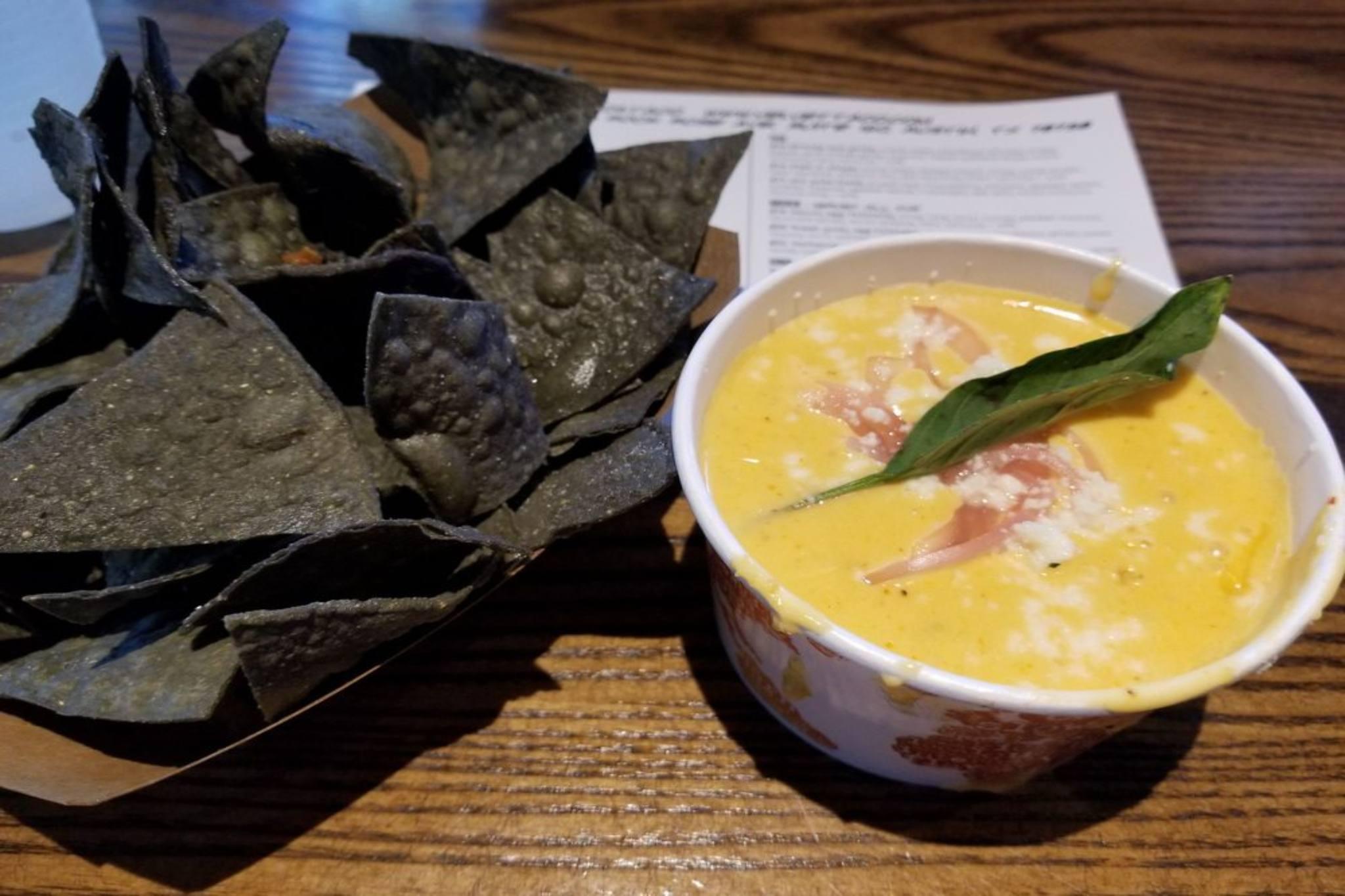 Velvet Taco queso
