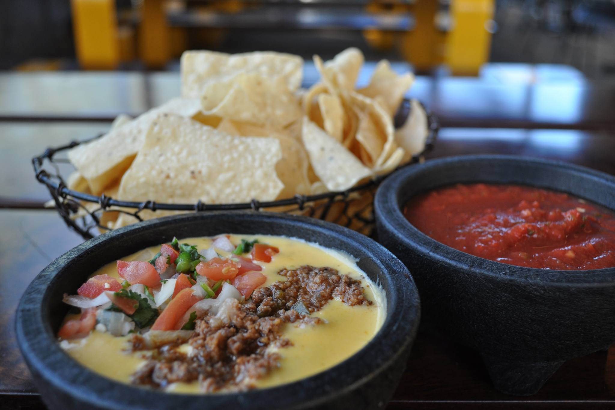 Maudie's Cafe queso