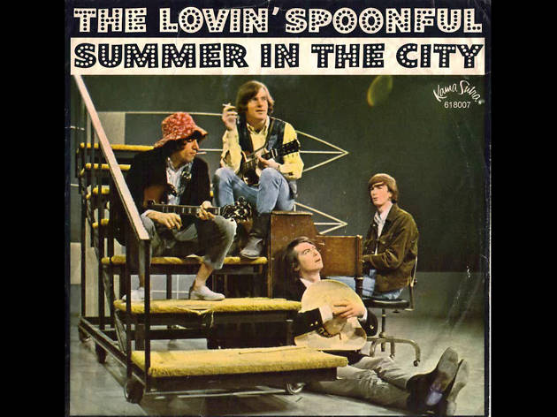 """Summer in the City"" by the Lovin' Spoonful (1966)"