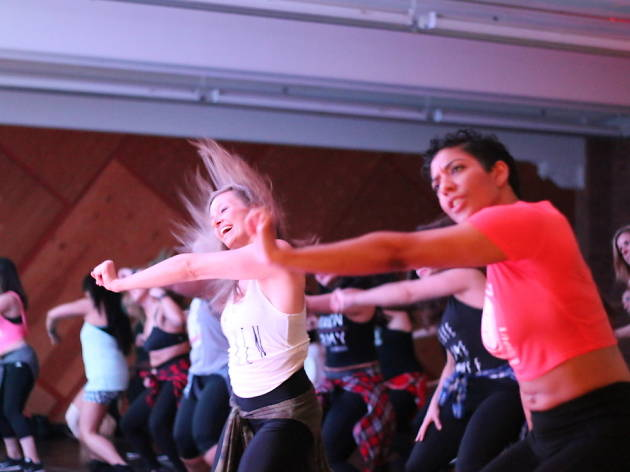 Propel Co: Labs Fitness Festival