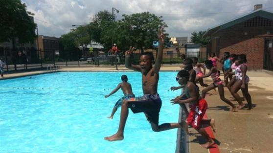 Altgeld Park Pool