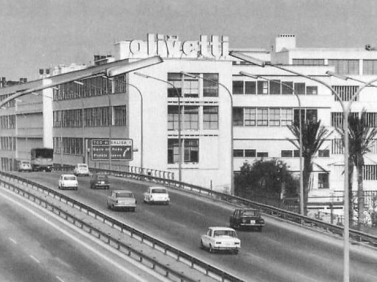 Hispano-Olivetti, el començament de la història
