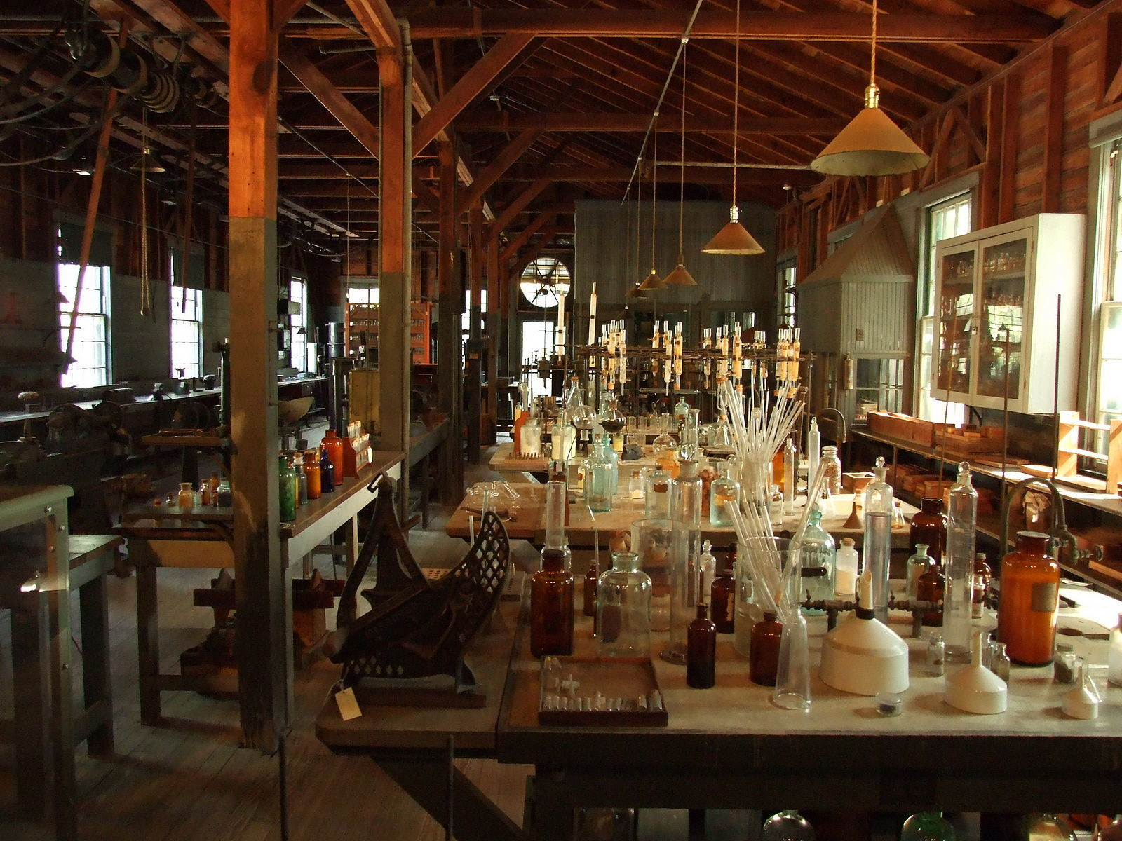 Thomas Edison Home and Laboratory