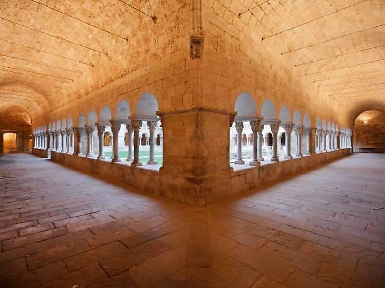 La ruta cultural: del Monasterio a Marilyn