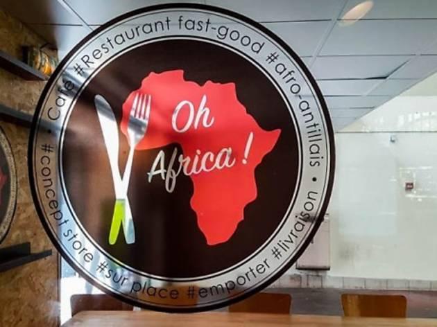 Oh Africa Paradis
