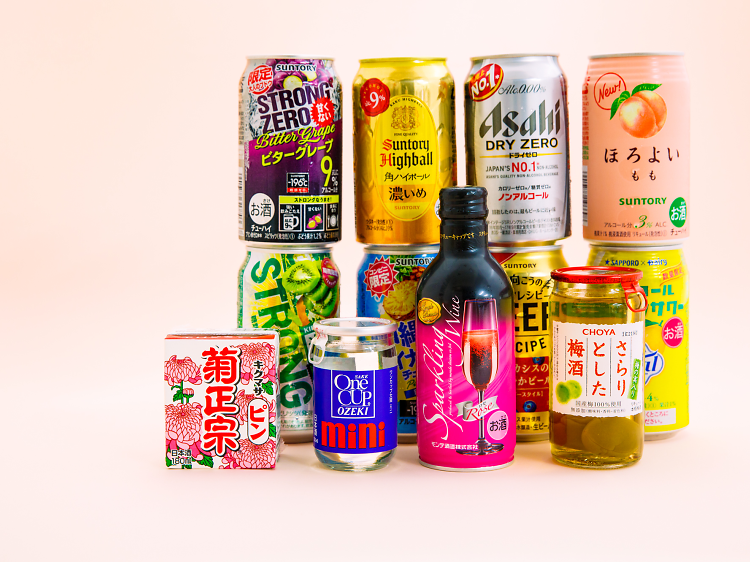 The konbini connoisseur's guide to alcoholic drinks