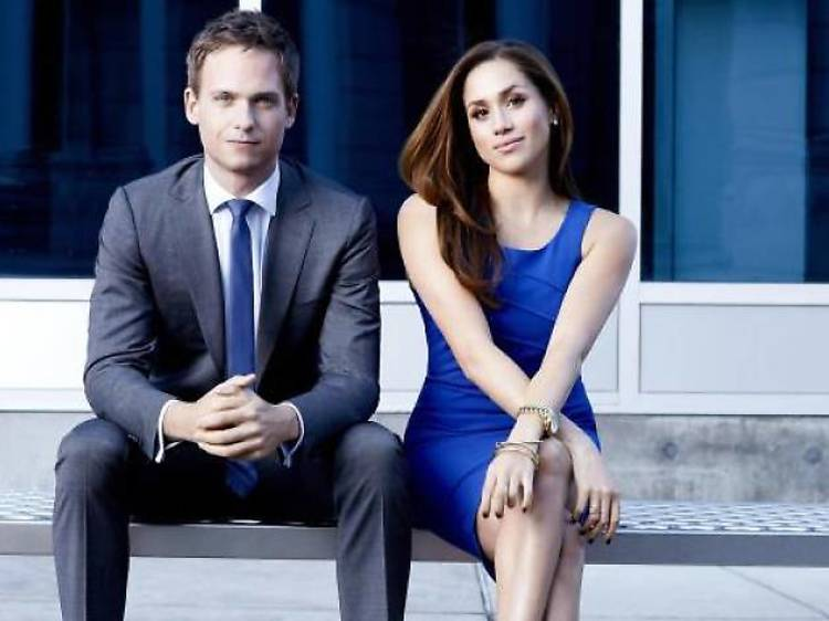 Re-watch every episode of Suits on Netflix