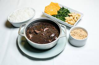 comida de santo, feijoada brasileira