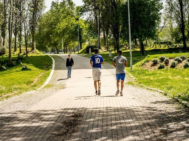Corridas Parque Nações
