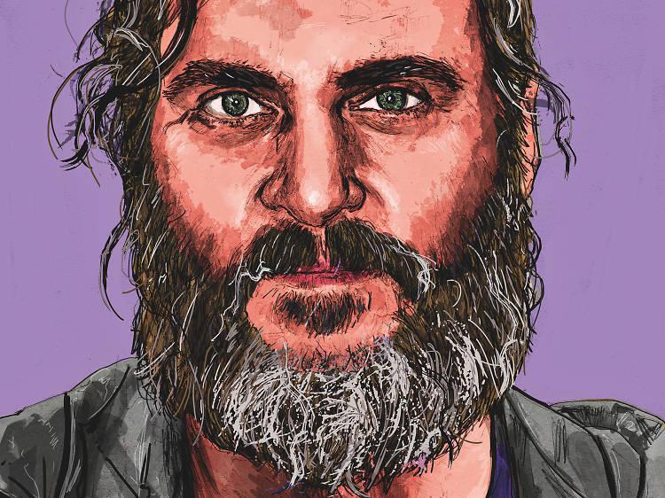 """Joaquin Phoenix: """"Os clichés dos filmes de acção deixam-me nervoso"""""""