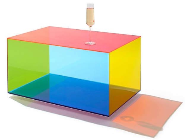 Chroma table by Gary Hutton