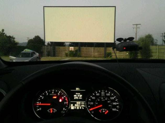 Redwood Drive-In Movie Theatre