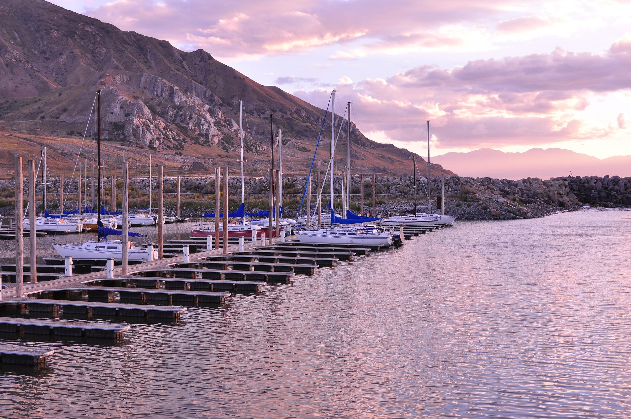 Great Salt Lake Marina