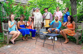 Tippler's Tour is a historic-themed pub crawl through Old City in Philadelphia.