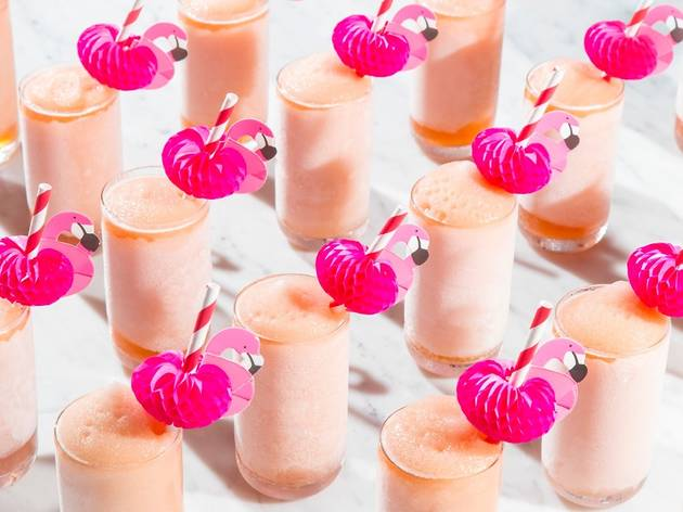 Everywhere you can find frozen rosé in NYC this summer