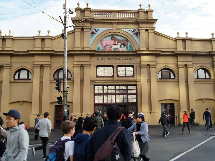 Queen Victoria Market and Carlton tour