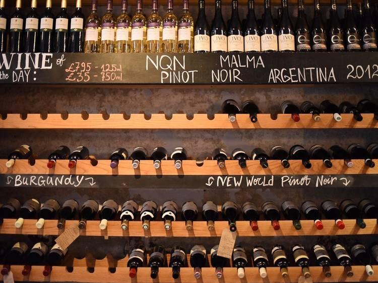 Bedales Wine Workshop