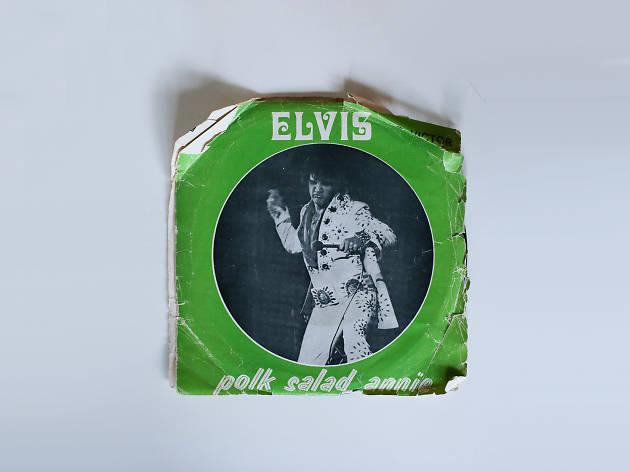 Elvis - Pork Salad Annie