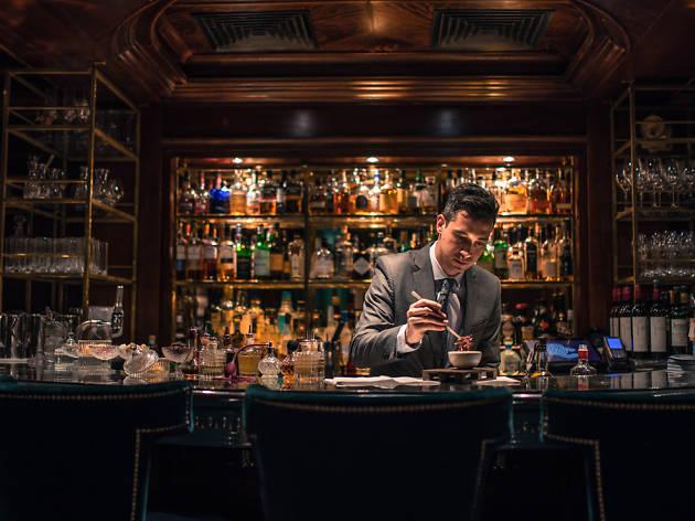 bloomsbury club bar, holborn bars