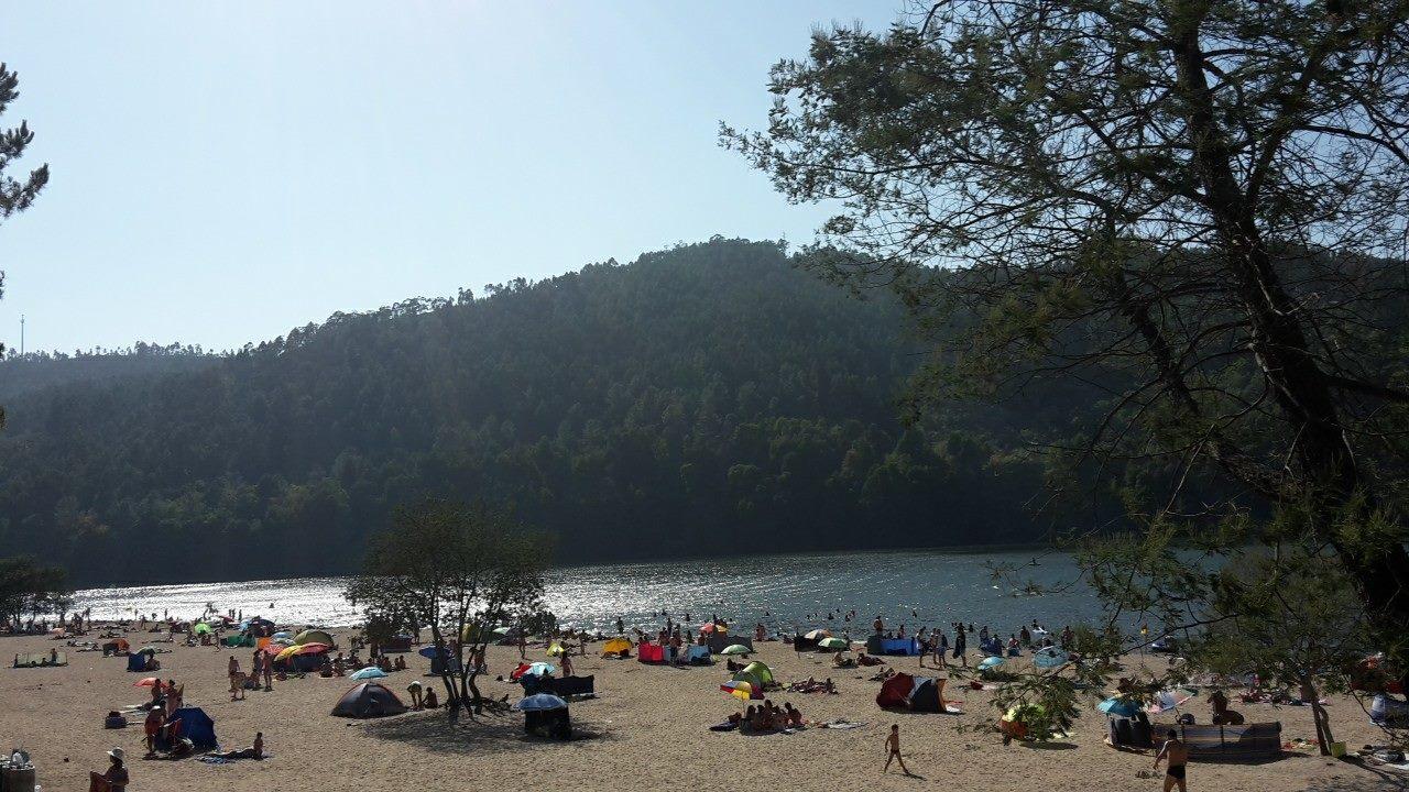 As melhores praias fluviais no Porto e arredores