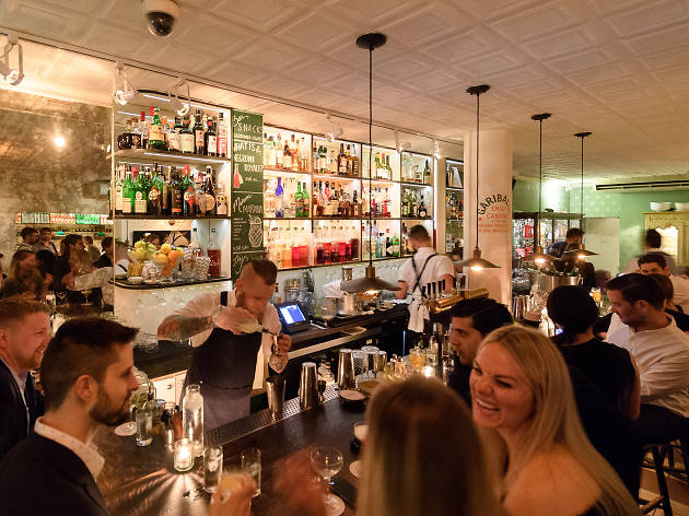 Dante, NYC's famous Greenwich Village bar, has been named the world's best bar