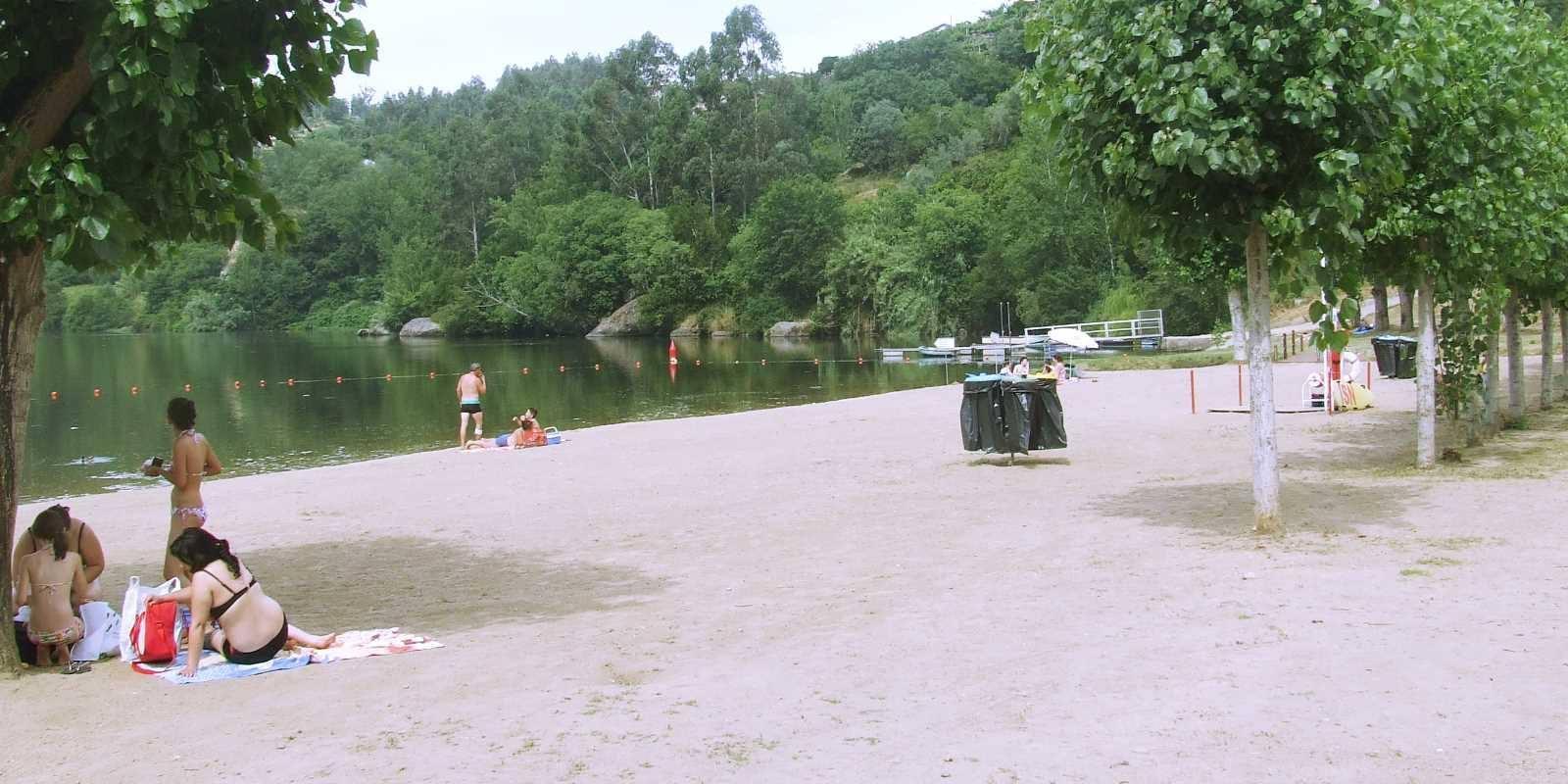 Praia Fluvial de Bitetos
