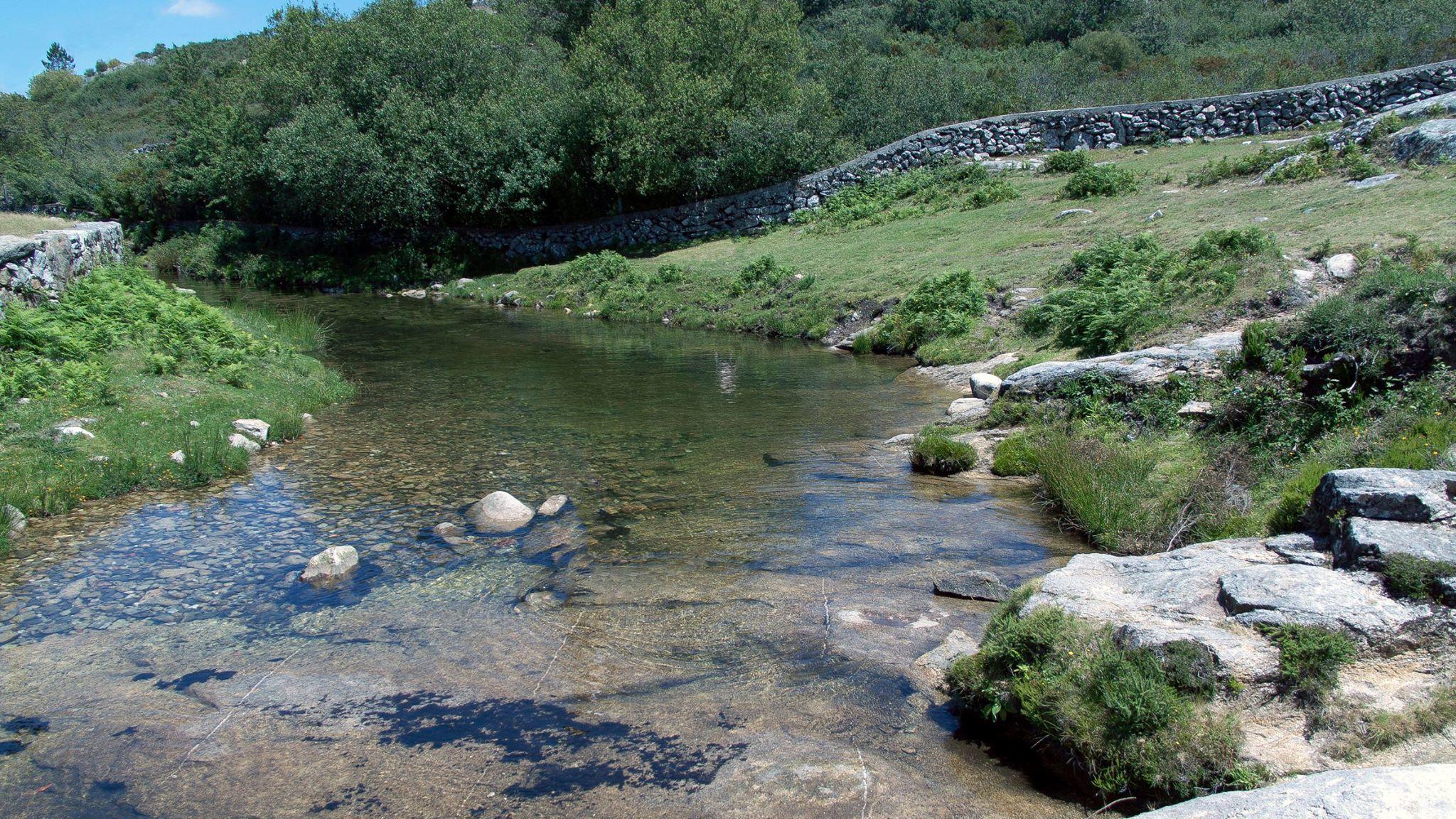 Praia Fluvial de Albergaria da Serra