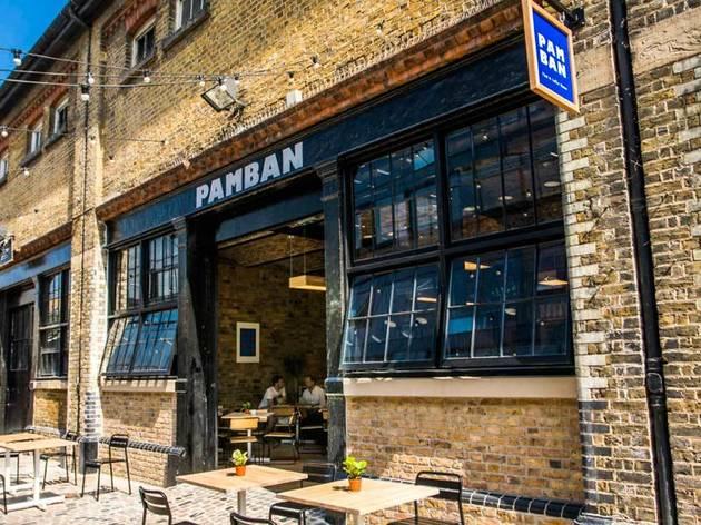 Pamban Chai and Coffee House