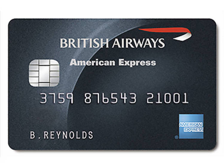 Buy and fly with American Express