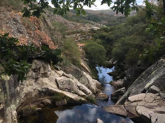 Cascata do Rio Laboreiro